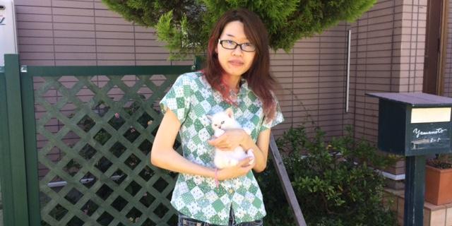 ラガマフィン×ラグドールの女の子、新しいご家族が決まりましたぁ(^o^)
