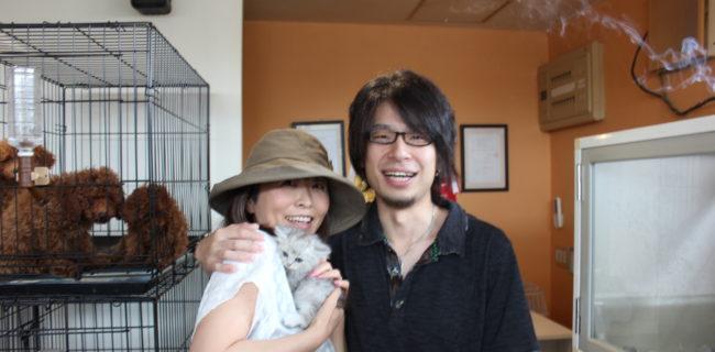 ミヌエットの女の子、素敵なご家族に決まりました(*^▽^*)