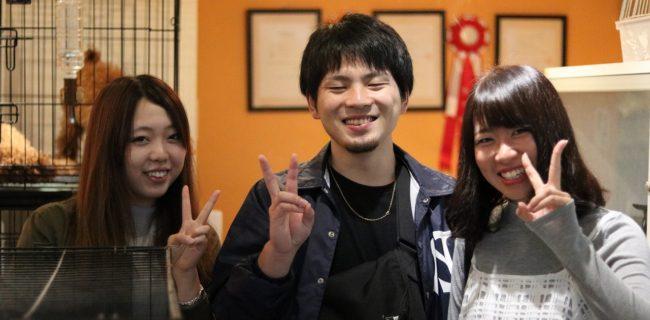 天才3人組!(*^▽^*)