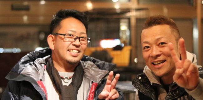 右の人YAKARA?(*'ω' *)